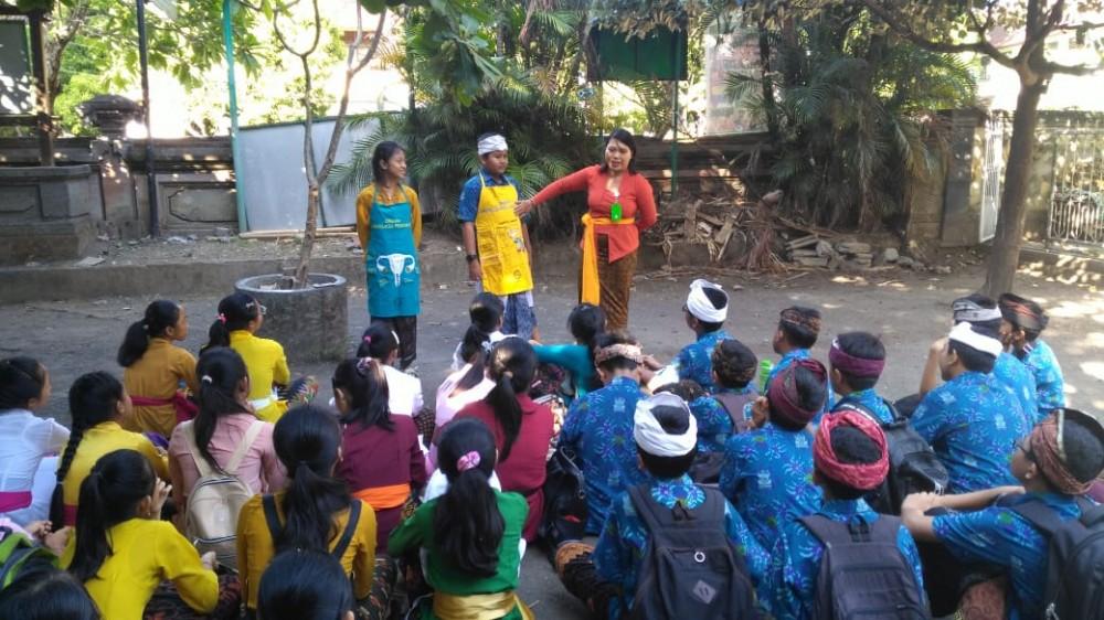 Peringati Hari Anak Internasional, SLUB Adakan Pembelajaran di Luar Kelas